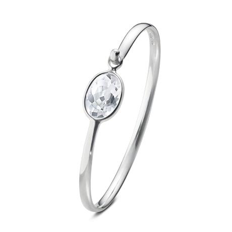 georg jensen savannah armband bergkristall 10007235 hos. JARLSANDIN 59dec4c0b2e1f