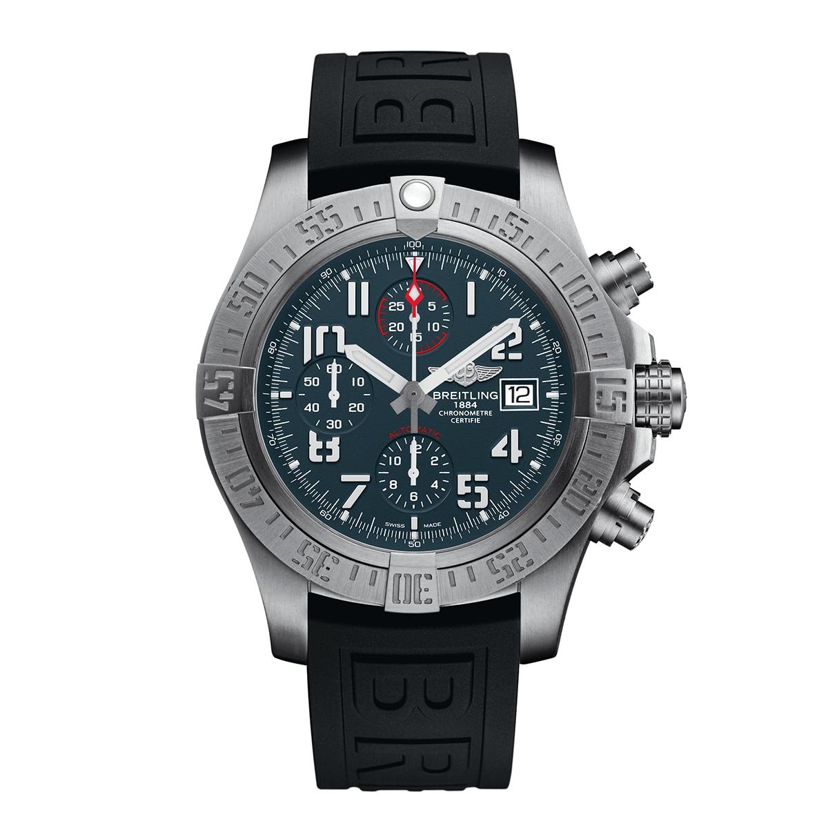 Breitling_Avenger-Bandit-E1338310-M536-152S-A20SS.1_hos_Jarl_Sandin
