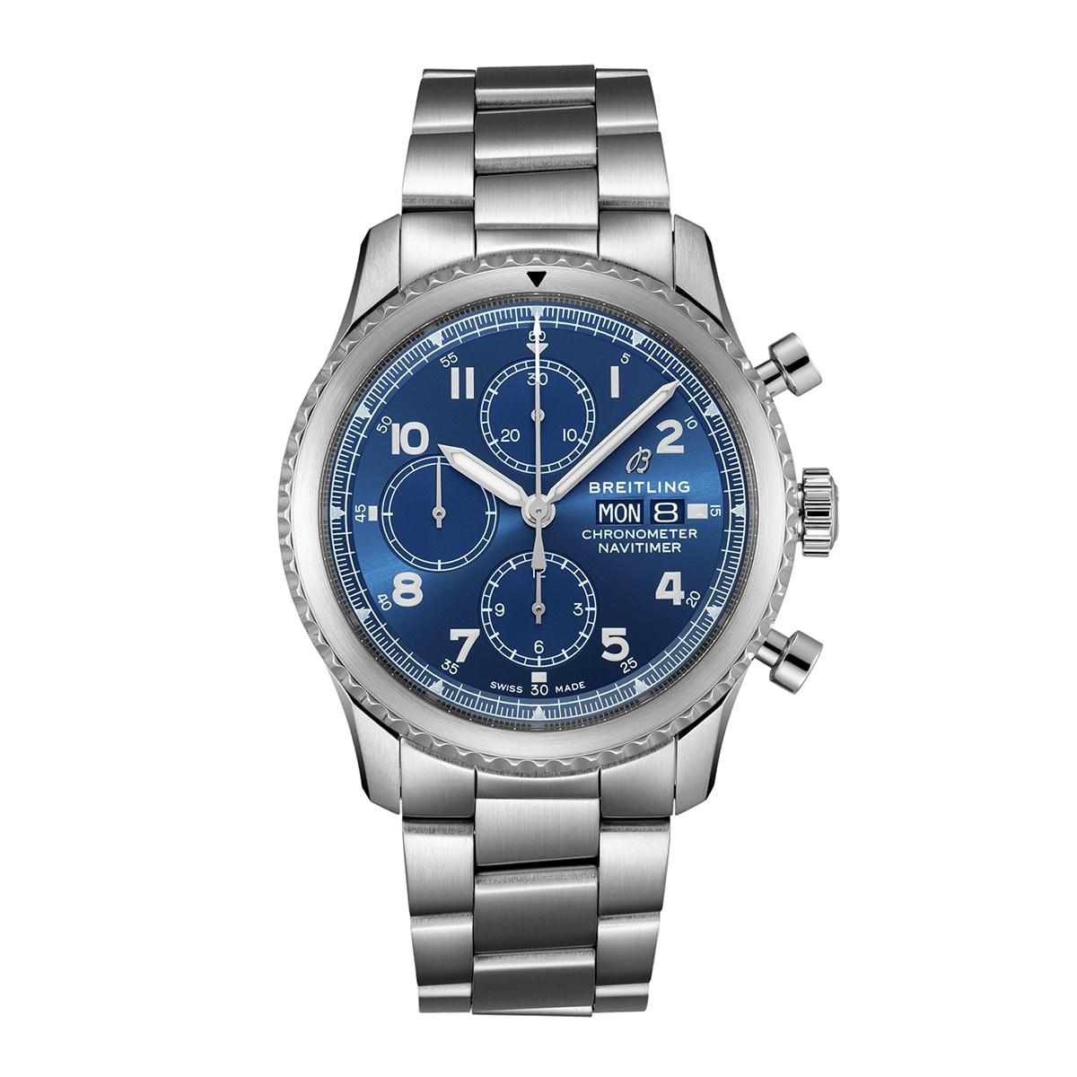 Breitling_navitimer-8-chronograph-43-a13314101c1a1-soldier_hos_Jarl_Sandin