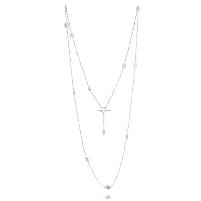 Rocky Shore Necklace Long