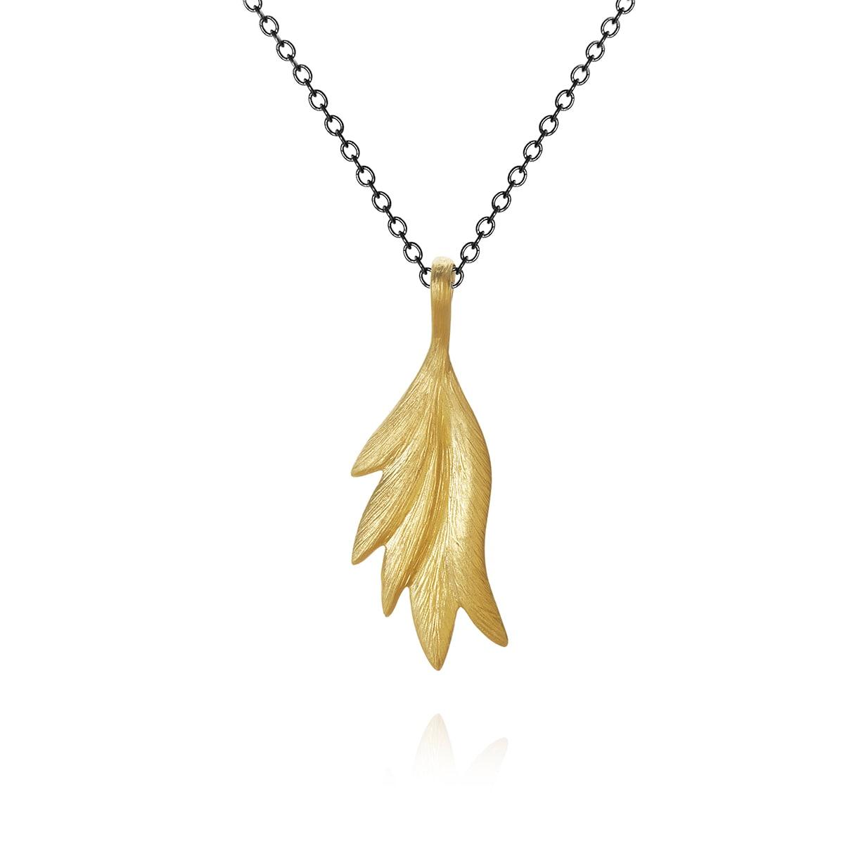 Dulong, Fine Jewelry_Aura_Guldhänge_AUR5-A1030_hos_Jarl_Sandin