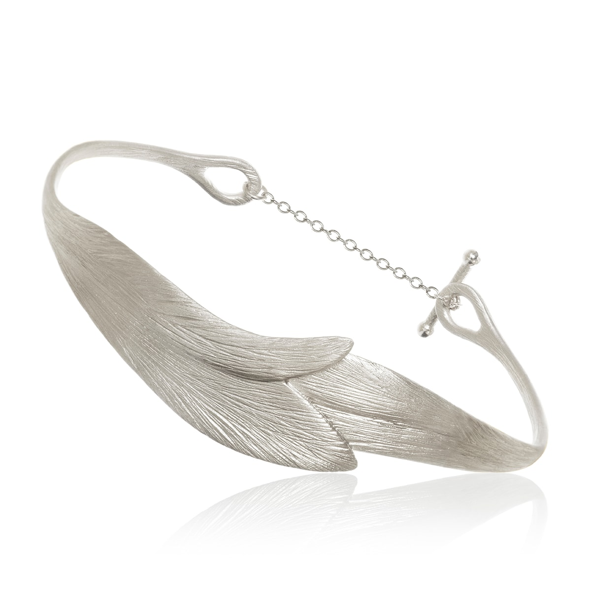Dulong, Fine Jewelry_Aura_Silverarmband_AUR4-F1150_hos_Jarl_Sandin