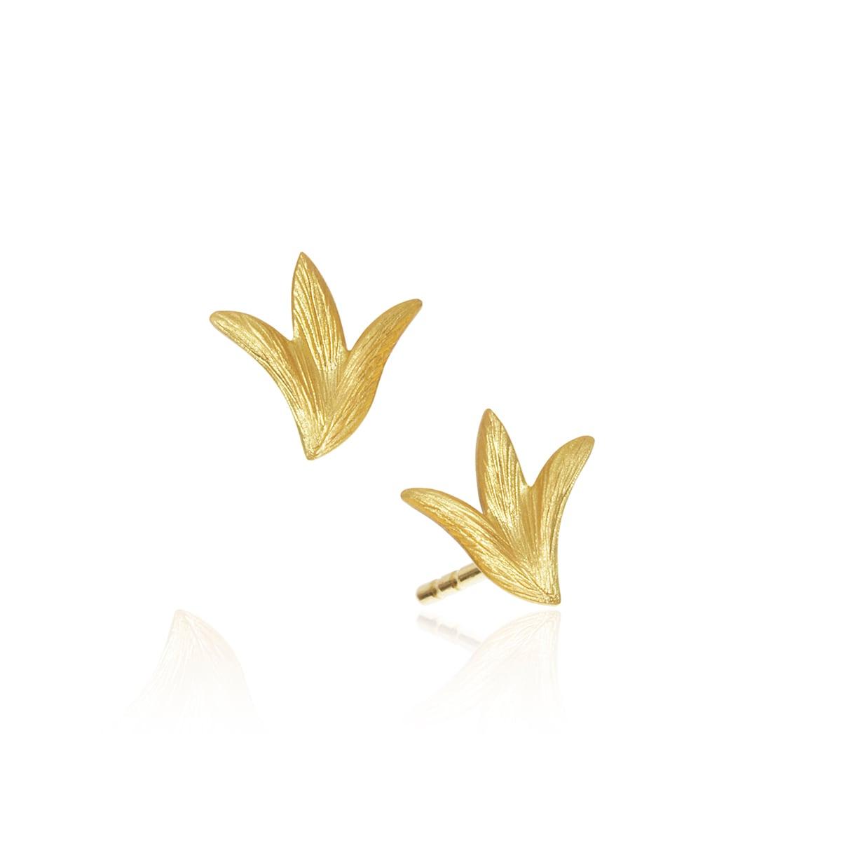 Dulong, Fine Jewelry_Aura_guldörhängen_AUR1-A1010_hos_Jarl_Sandin