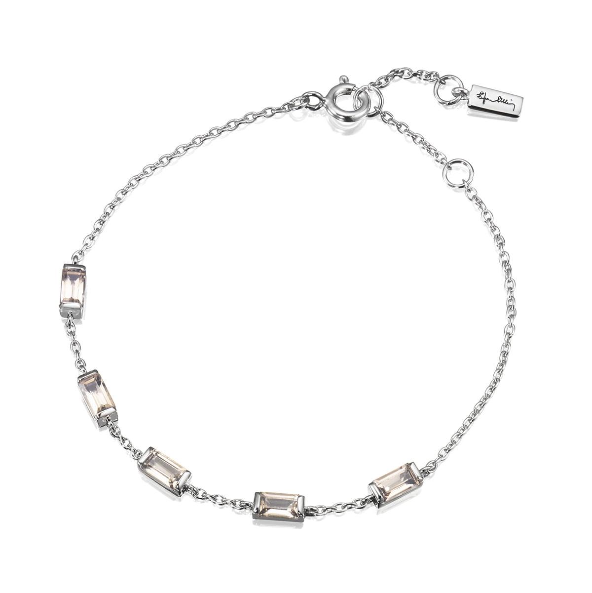 Efva_Attling_smycken_A Chocolate Dream Bracelet 14-100-01586(1)_hos_Jarl_Sandin