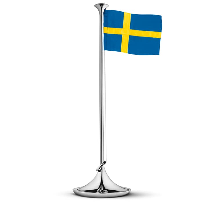 Georg Jensen Svensk Flaggstång 3580036 hos Jarl Sandin