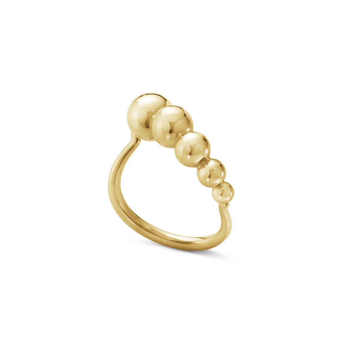 Moonlight Grapes ring