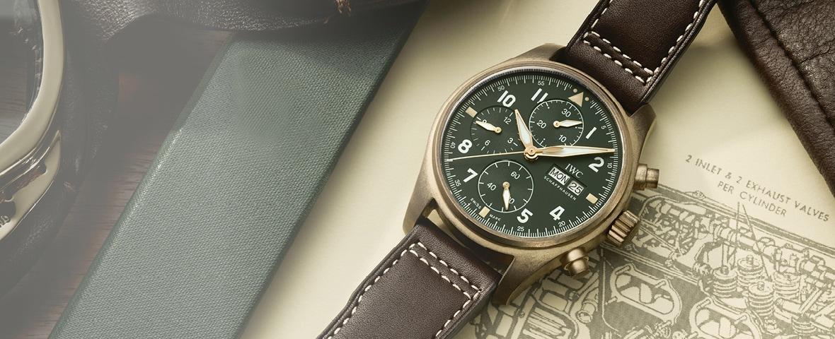 Klockor, eleganta klassiker och trendiga ur | Jarl Sandin