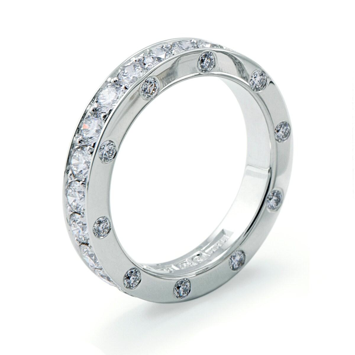 Jarl Sandin Design Diamantring Vigselring Plain Allians 3 hos Jarl Sandin f50657df1cab1
