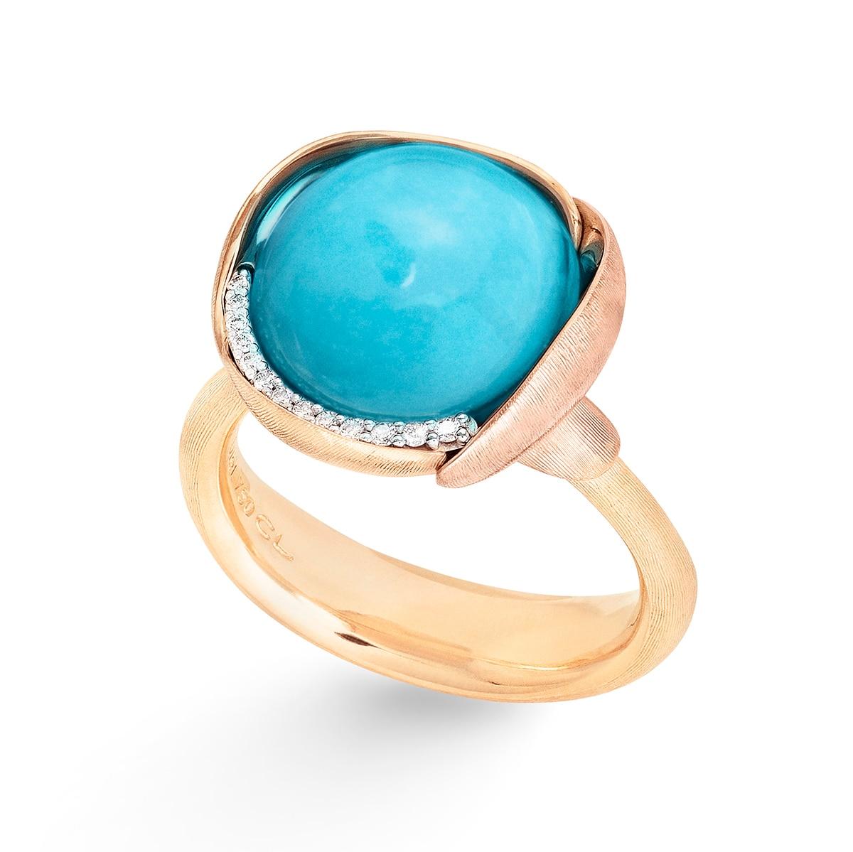 Ole_Lynggaard_Lotus_Ring 3_Turquoise_A2652-425_V3_hos_Jarl_Sandin
