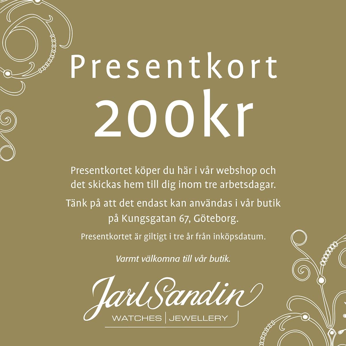 Presentkort_Jarl_Sandin_ 200kr