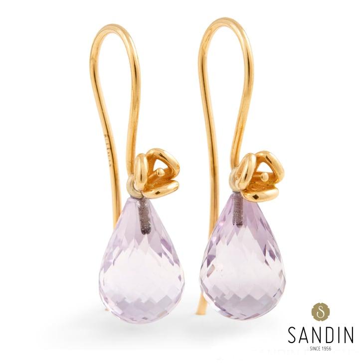 Sandin-1956-Blossom-orhange-krok-i-guld-Ametist_2554