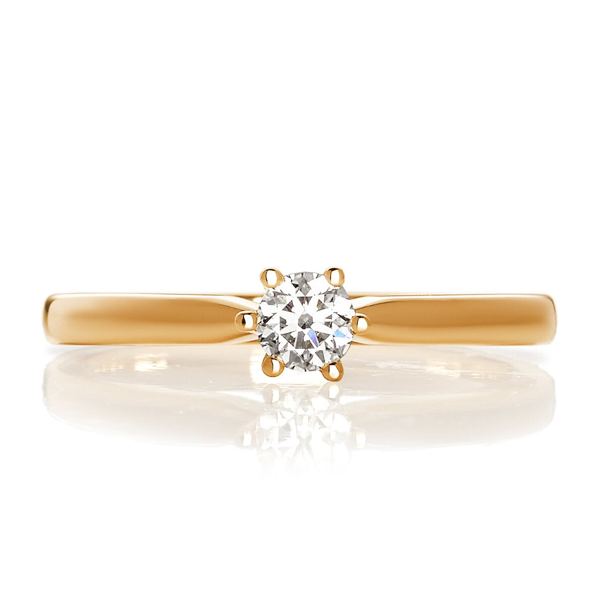 Light Solitaire 0.20ct.