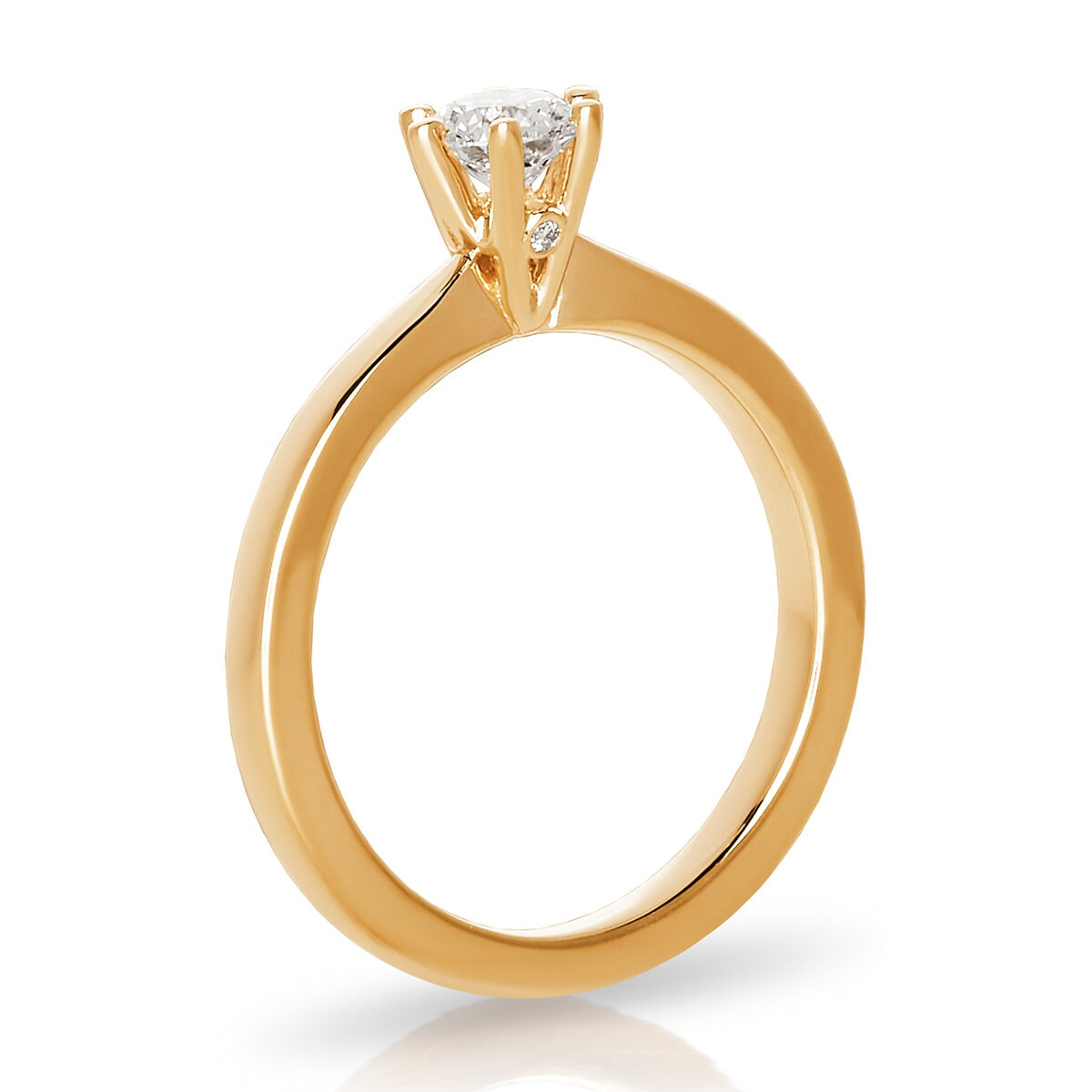 Light Solitaire 0.36ct.