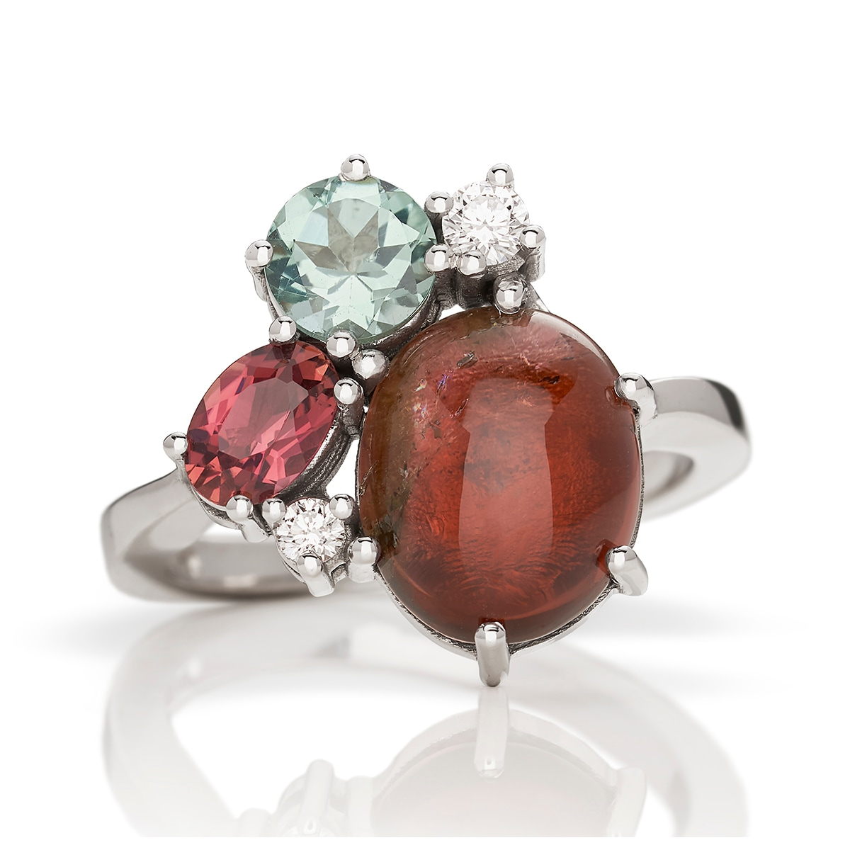 Sandin_1956_Potpourri_VG_Turmalinerx3+diamant_hos_Jarl_Sandin
