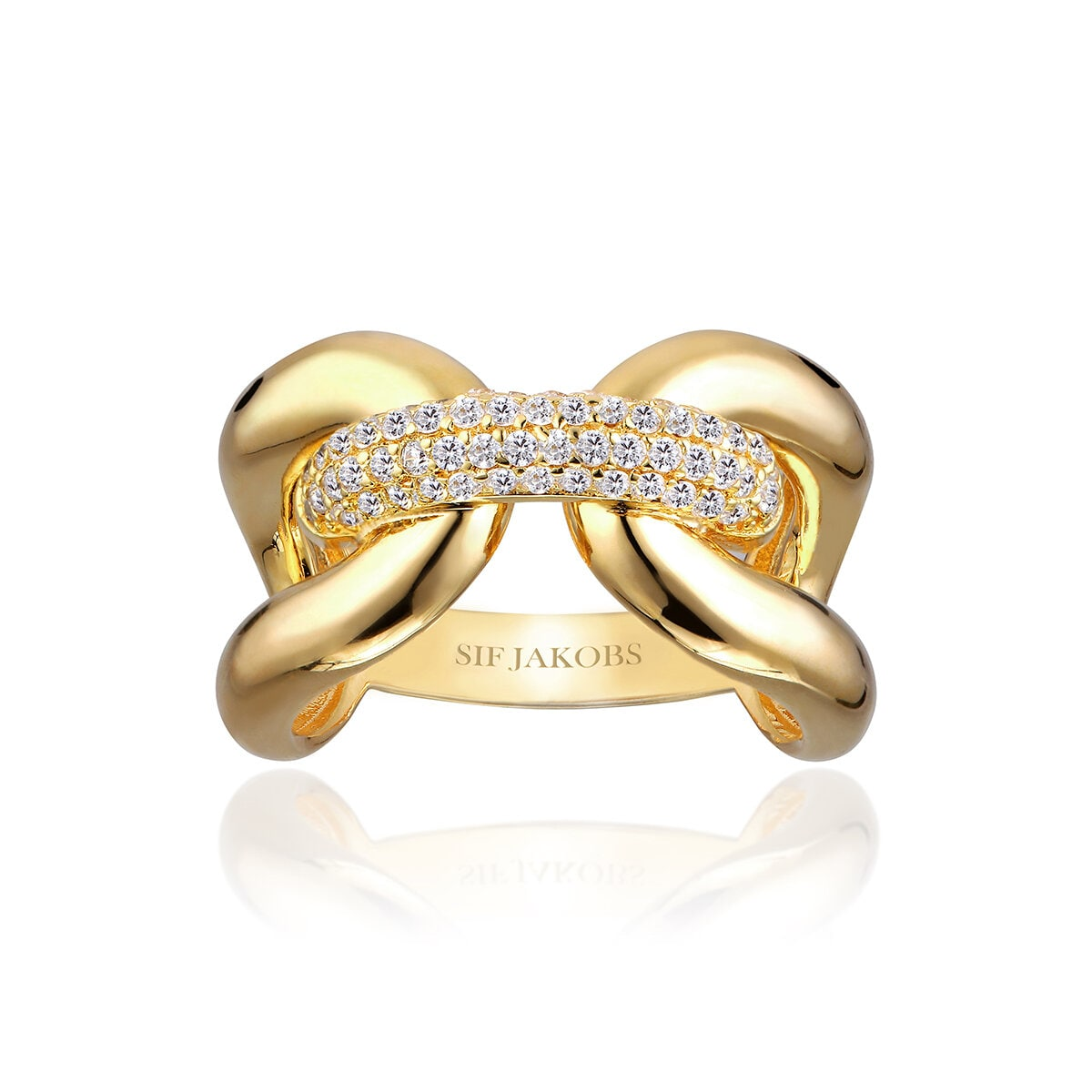 Ring Capri Tre Gold