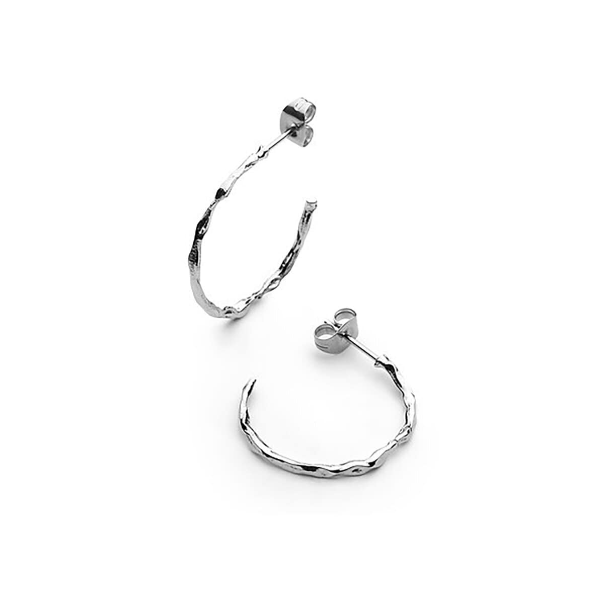 Chunky Loop Earring - Gold Plated