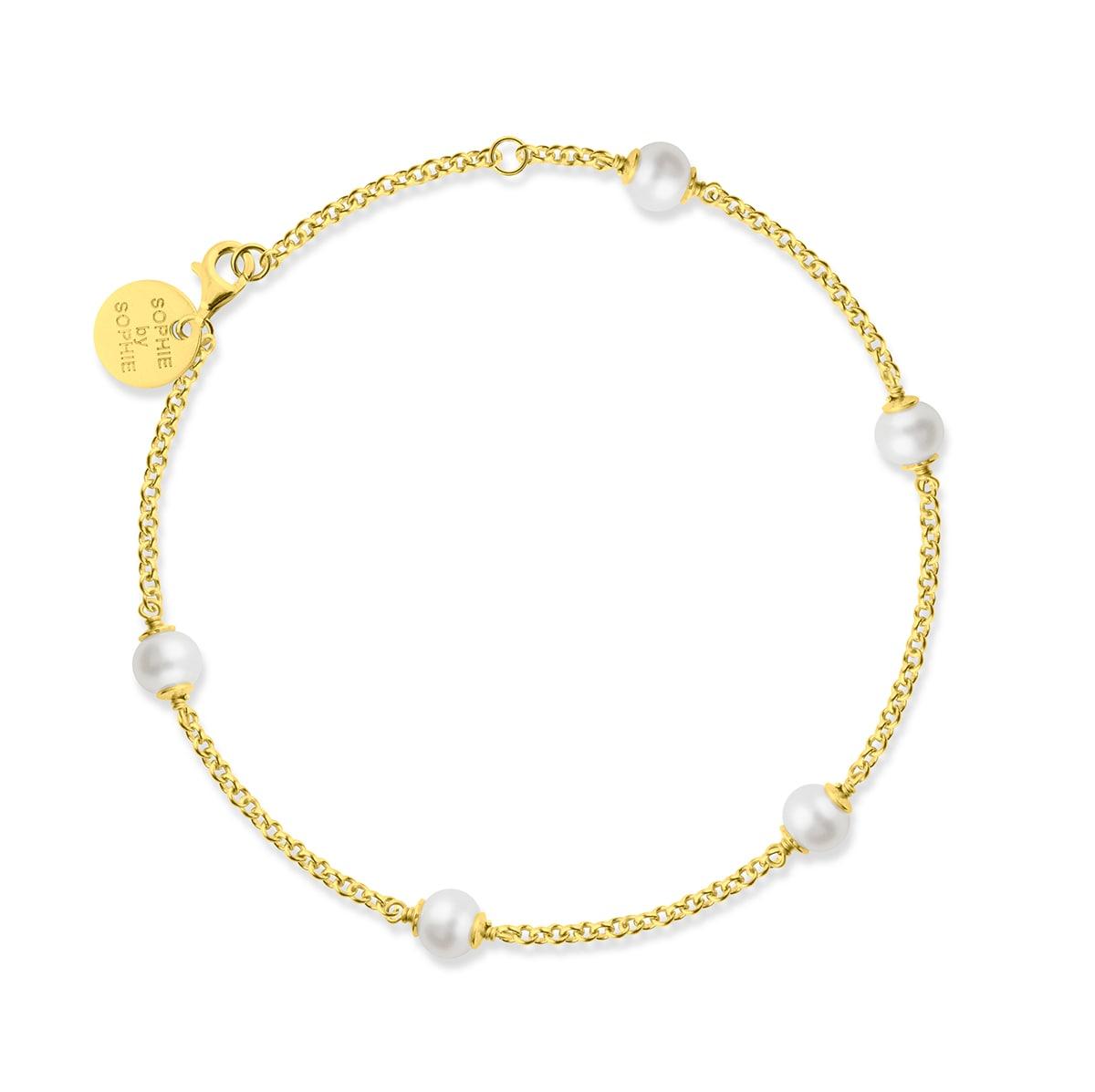 Sophie_by_Sophie_Funky_pearl_bracelet_E1892GPPE-OS_hos_Jarl_Sandin