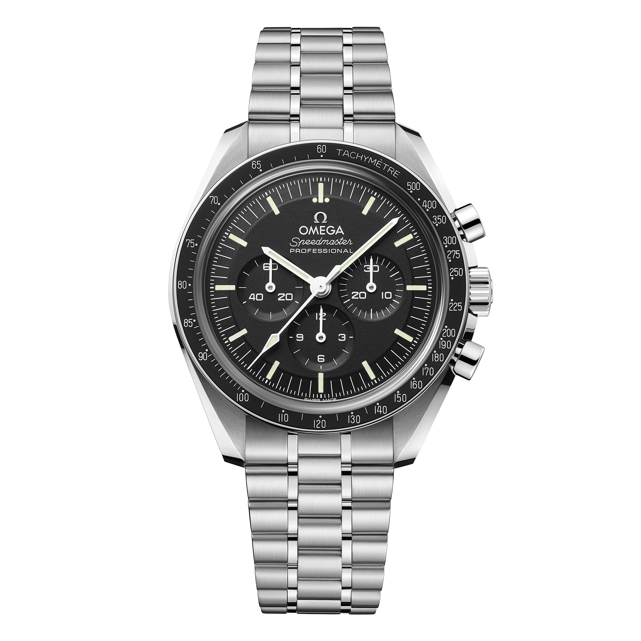Speedmaster Moonwatch Professional Co-Axial Chronograph 42 mm
